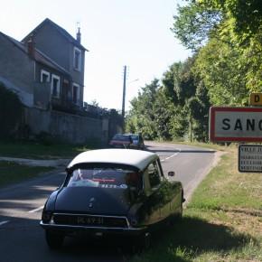 Loire, weekje weg met de DS